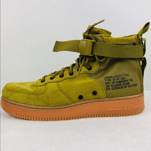 Nike Other - Nike SF A1 Air Force 1 One Field Boot 917753 30
